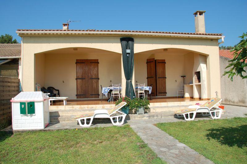 Jardin Location Villa 100799 Lucciana