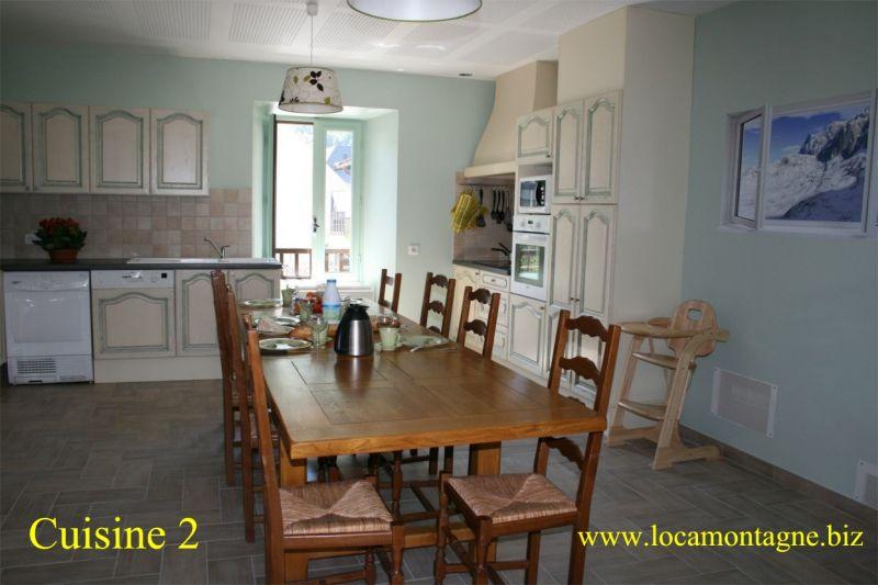 Cuisine indépendante Location Chalet 102168 Saint Lary Soulan