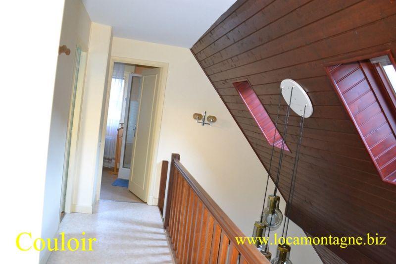 Vue du balcon Location Chalet 102168 Saint Lary Soulan