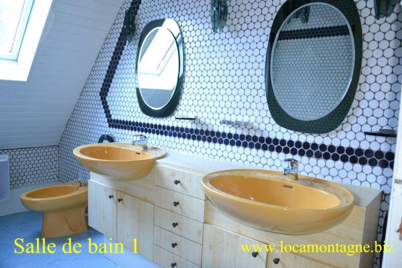 salle de bain Location Chalet 102168 Saint Lary Soulan