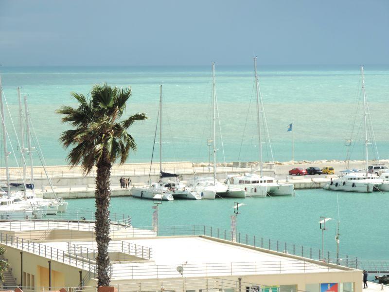 Vue depuis la location Location Appartement 103248 Marina di Ragusa