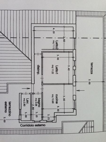 Carte Location Appartement 103248 Marina di Ragusa
