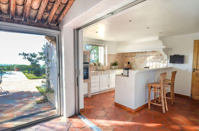 Cuisine indépendante Location Villa 103264 Sainte Maxime
