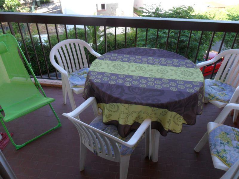 Vue du balcon Location Studio 105544 Fréjus