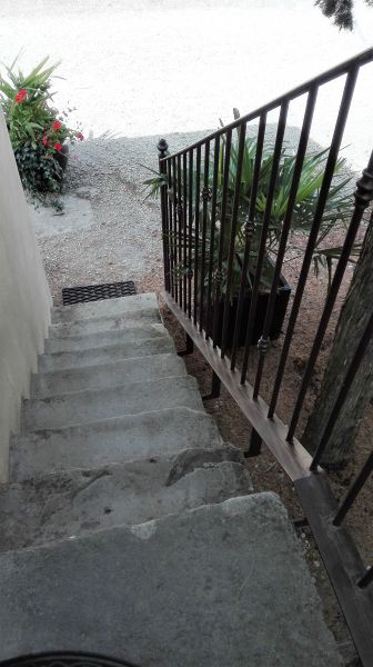 Vue du balcon Location Gite 107439 Carcassonne