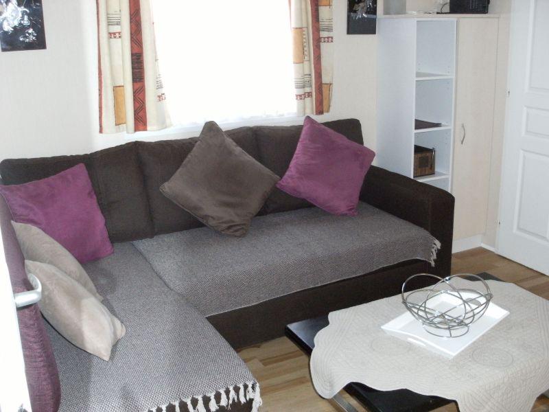Salon Location Mobil-home 107839 Ramatuelle