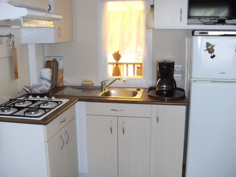 Cuisine américaine Location Mobil-home 107839 Ramatuelle