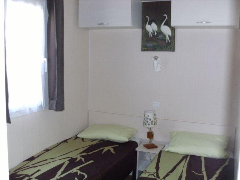 chambre 2 Location Mobil-home 107839 Ramatuelle