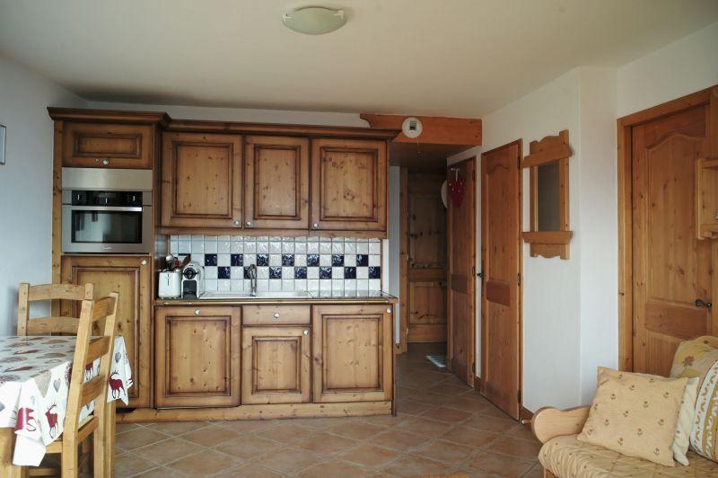Cuisine américaine Location Appartement 108341 Les Arcs