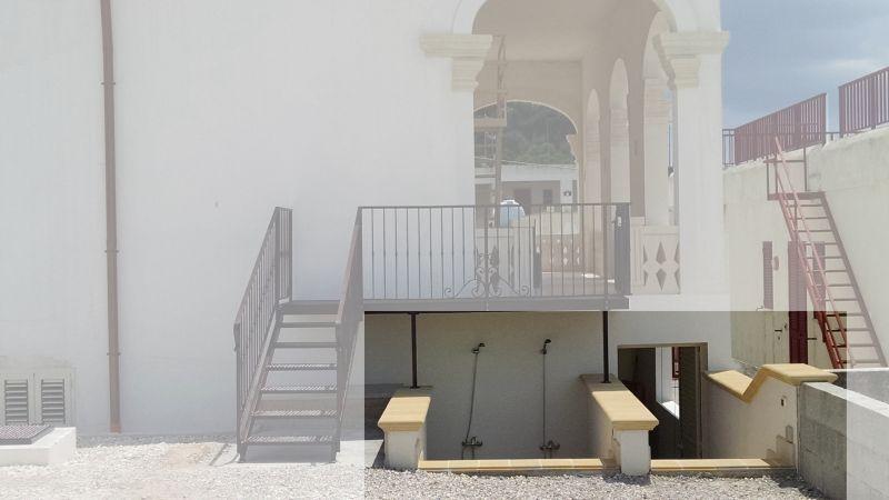 Entrée Location Studio 108564 Torre Vado