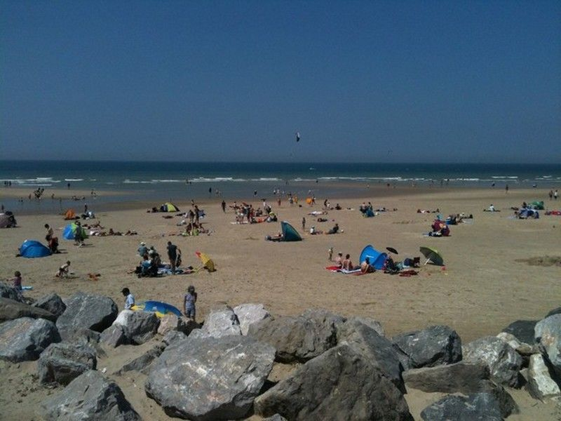 Plage Location Gite 108614 Boulogne/mer