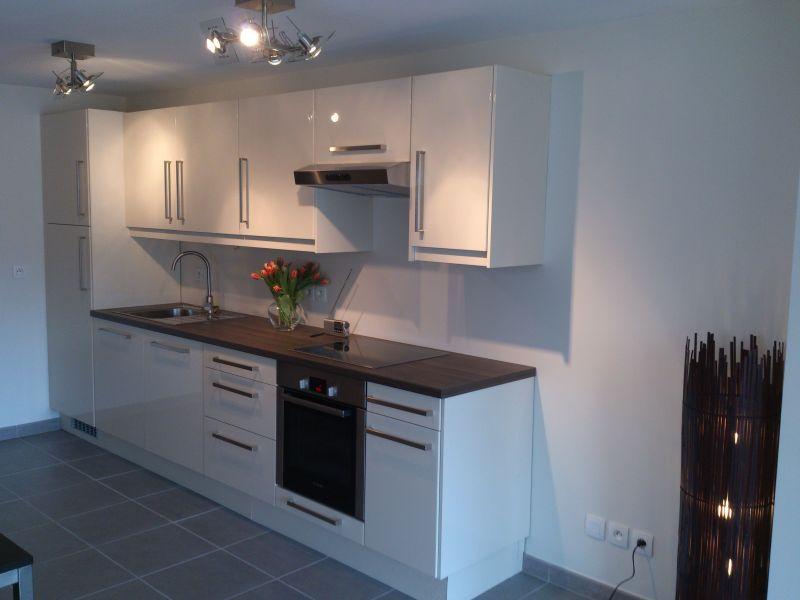 Cuisine américaine Location Appartement 110536 Thonon Les Bains