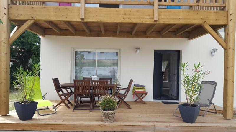 Terrasse 1 Location Maison 110612 Arcachon