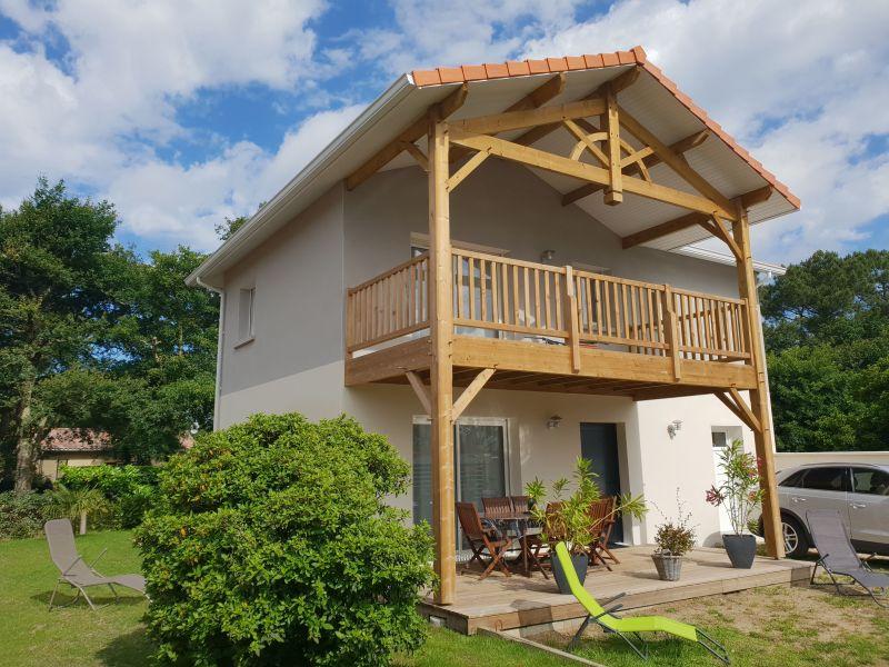 Vue extérieure de la location Location Maison 110612 Arcachon