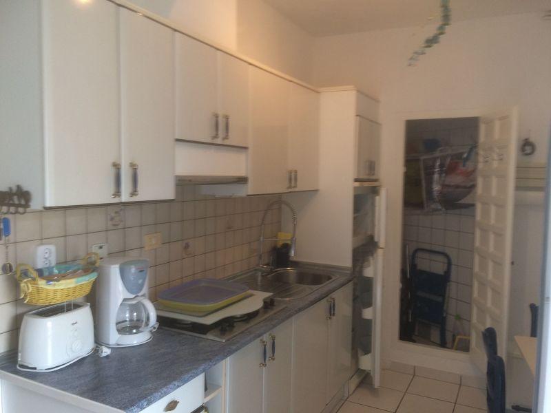 Cuisine indépendante Location Appartement 112891 Benitachell