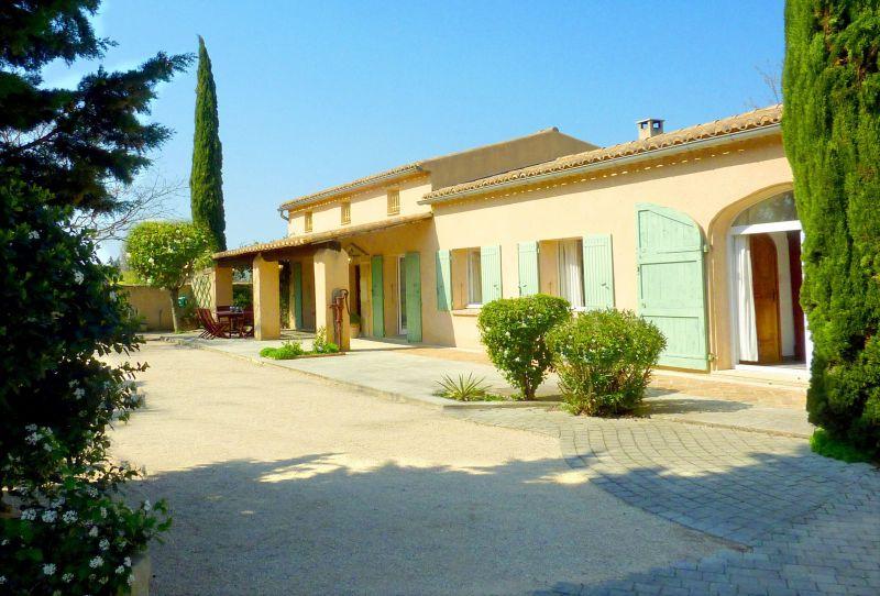 Vue depuis la location Location Maison 113130 Avignon