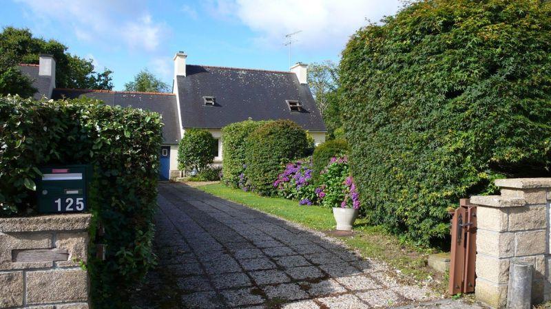 Vue extérieure de la location Location Maison 113365 Fouesnant