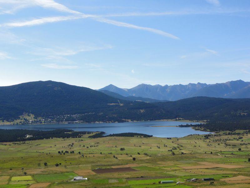 Vue de la terrasse Location Chalet 114020 Les Angles