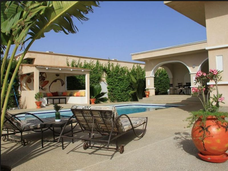 Vue extérieure de la location Location Villa 114913 La Somone