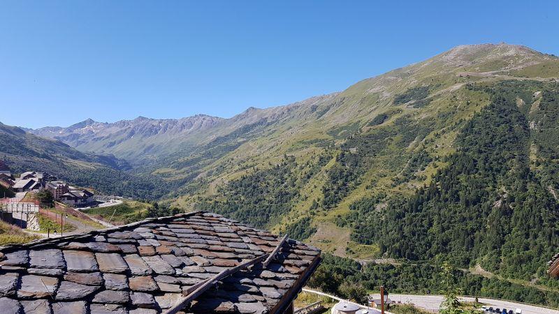 Vue du balcon Location Chalet 116649 Valmeinier
