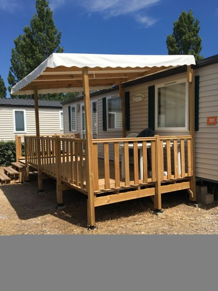 Location Mobil-home 117252 Sete