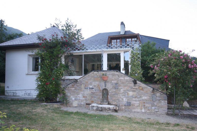 Vue extérieure de la location Location Maison 117672 Saint Lary Soulan
