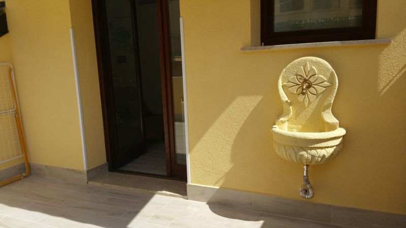 Terrasse Location Appartement 118185 Castellammare del Golfo