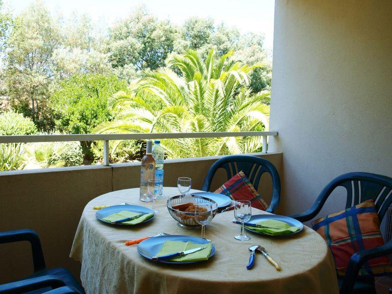Terrasse Location Studio 119293 La Croix Valmer
