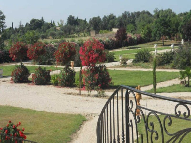 Jardin Location Villa 119745 Pézenas