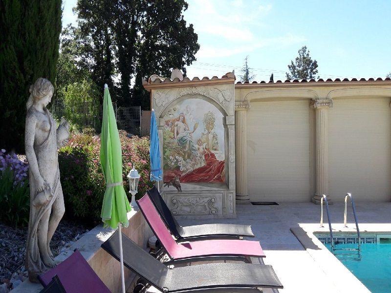 Piscine Location Villa 119745 Pézenas