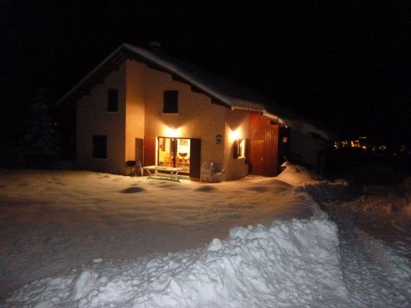 Vue autre Location Chalet 65856 Les Orres