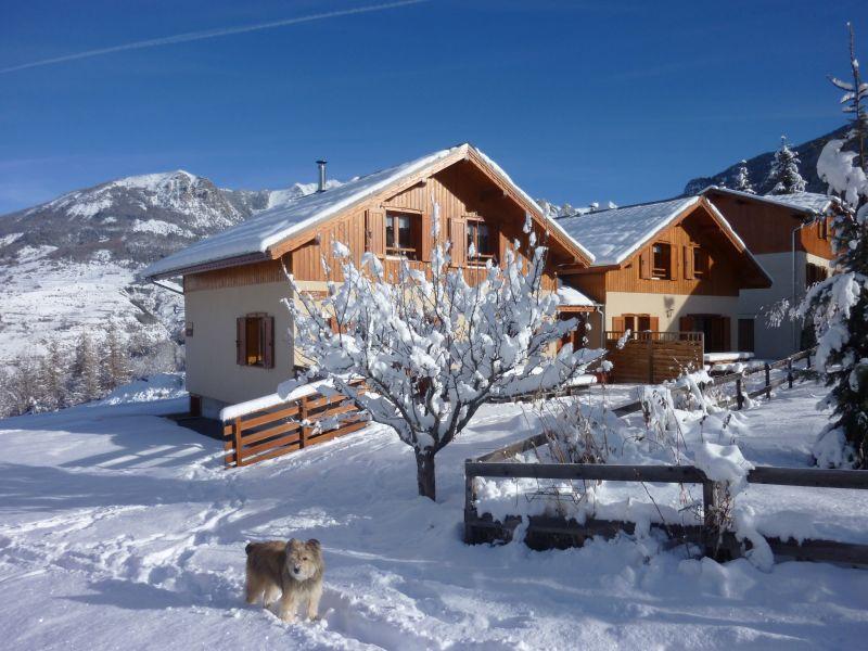 Vue à proximité Location Chalet 65856 Les Orres