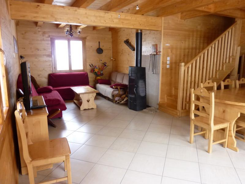 Salon 1 Location Chalet 65856 Les Orres