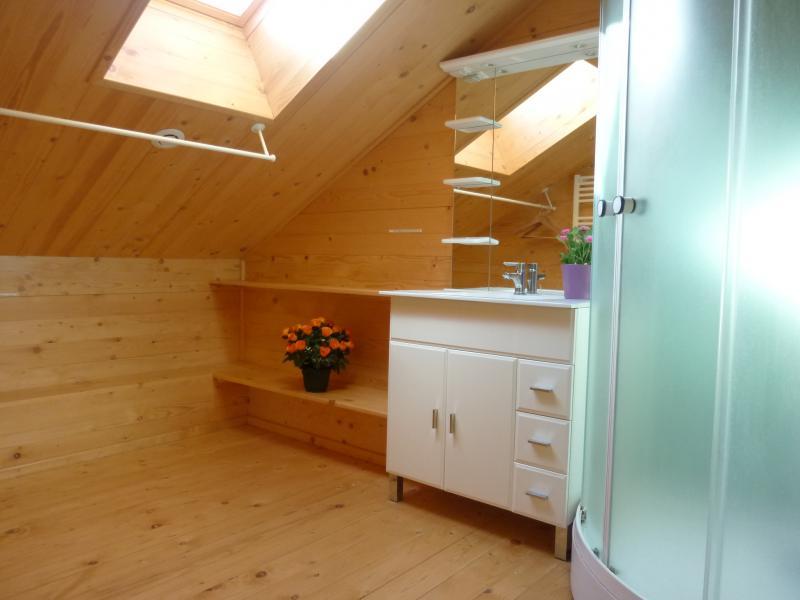 salle de bain 2 Location Chalet 65856 Les Orres