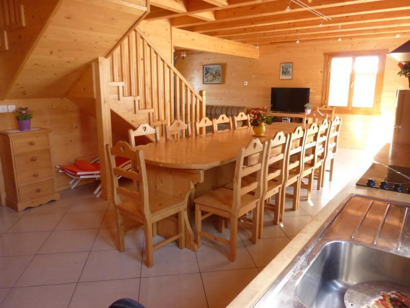Cuisine américaine 1 Location Chalet 65856 Les Orres