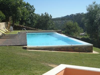 Piscine Location Gite 72981 Aveiro