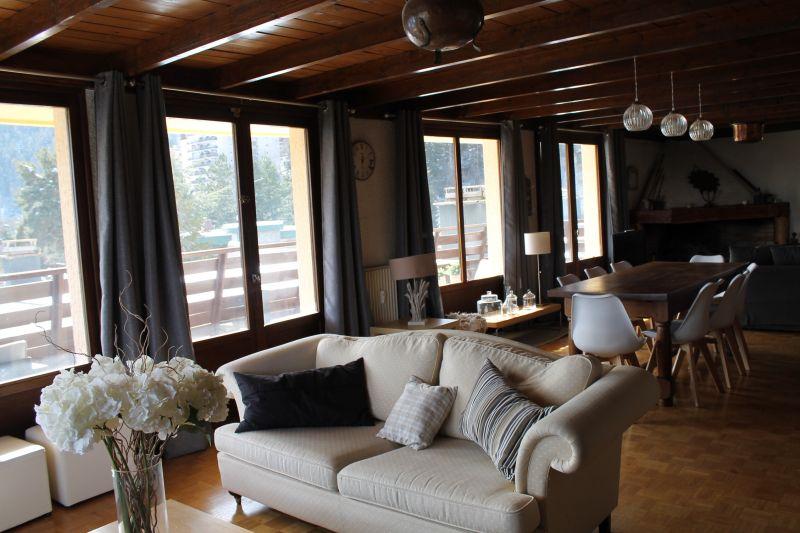 Séjour Location Appartement 73894 Pra Loup