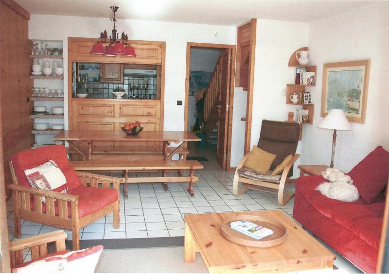 Salle à manger Location Appartement 74398 Pralognan la Vanoise