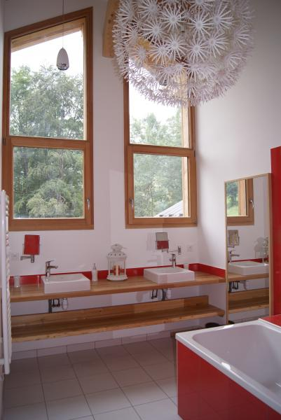 salle de bain Location Appartement 76578 Valmorel