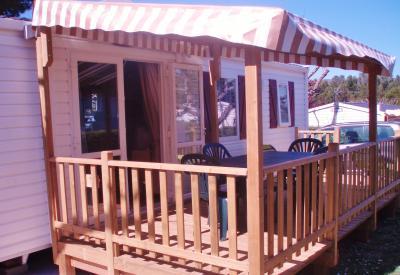 Location Mobil-home 77786 Saint Cyr sur Mer