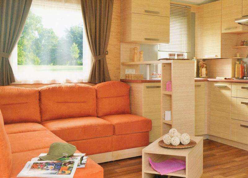 Salon Location Mobil-home 77786 La Cadière d'Azur