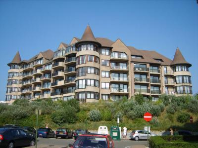 Vue ext�rieure de la location Location Appartement 78706 La Panne