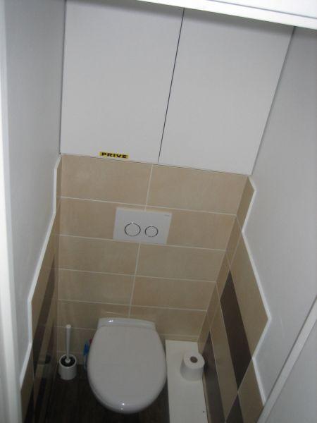 WC séparé Location Appartement 79925 La Mongie