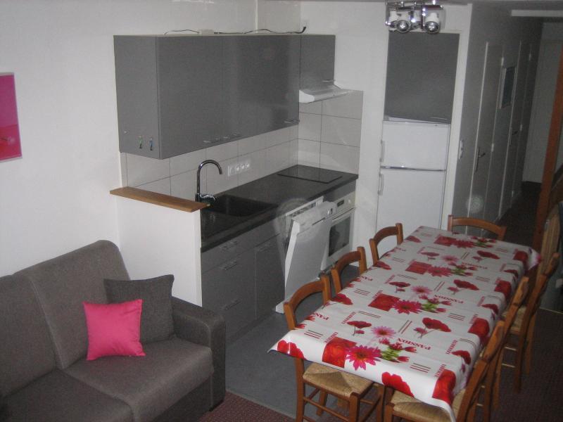 Coin cuisine Location Appartement 79925 La Mongie