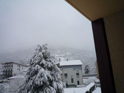 Vue du balcon Location Appartement 80256 Saint Lary Soulan