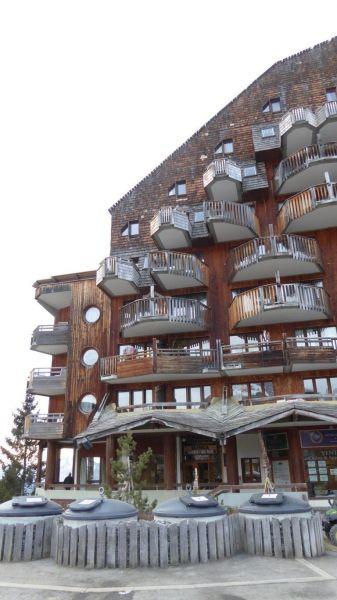 Vue extérieure de la location Location Appartement 80667 Avoriaz