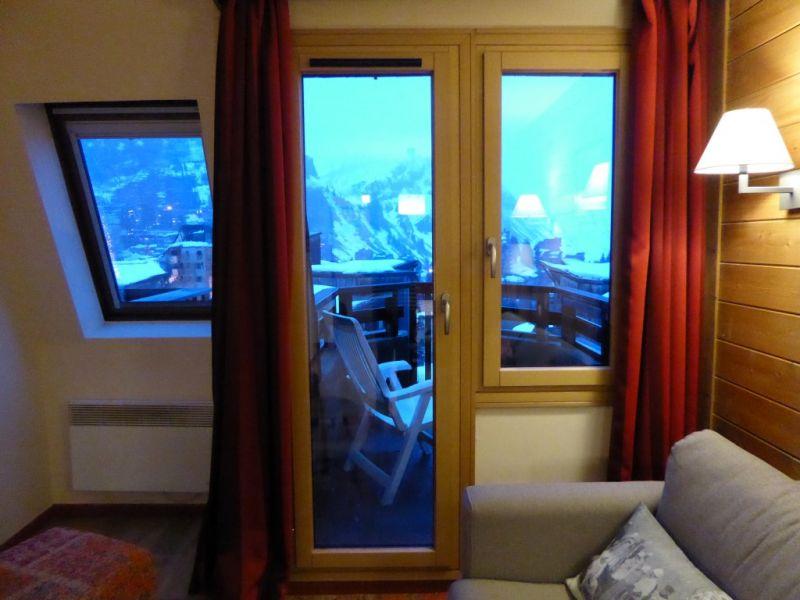 Vue du balcon Location Appartement 80667 Avoriaz