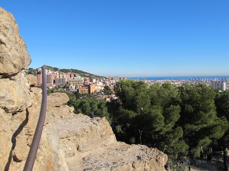 Vue extérieure de la location Location Appartement 81207 Barcelone