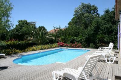 Piscine Location Villa 81353 Maraussan