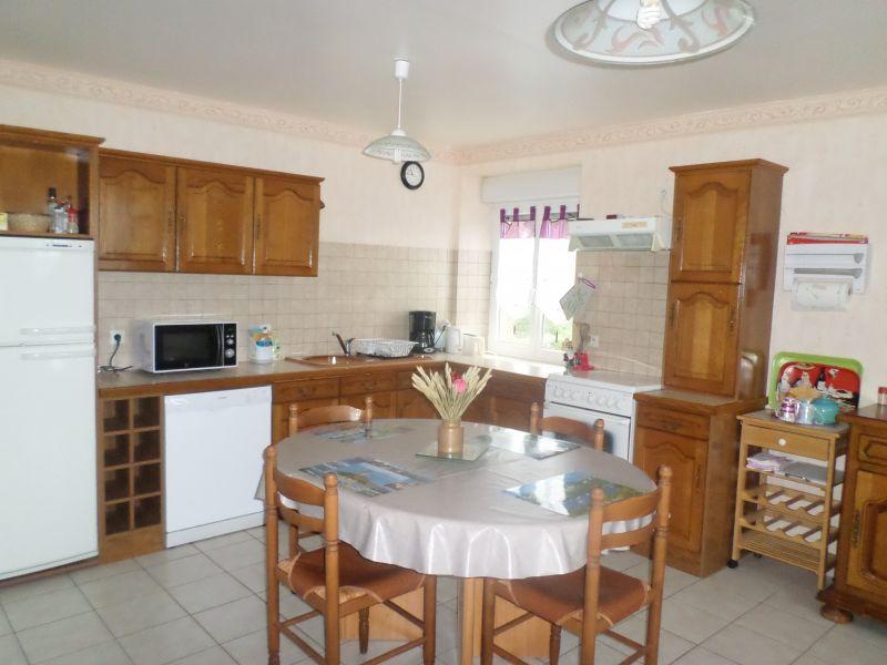 Coin cuisine Location Appartement 90722 Locmaria-Plouzané